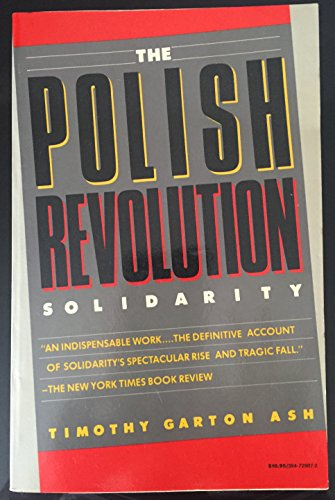 9780394729077: The Polish Revolution: Solidarity