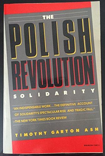 9780394729077: The Polish Revolution