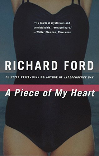 9780394729145: A Piece of My Heart (Vintage Contemporaries)