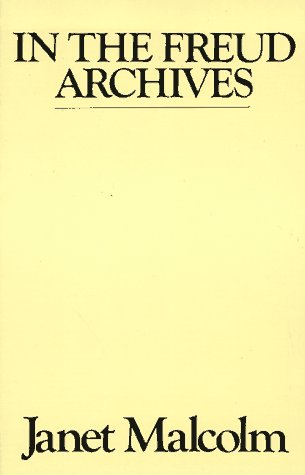 9780394729220: In the Freud Archives