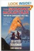 9780394729299: Shining Mountain: Two Men on Changabang's West Wall