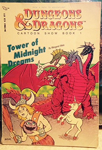 9780394729565: Tower of Midnight Dreams (Dungeons & Dragons Cartoon Show Book)
