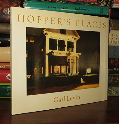 9780394729787: Hopper's Places