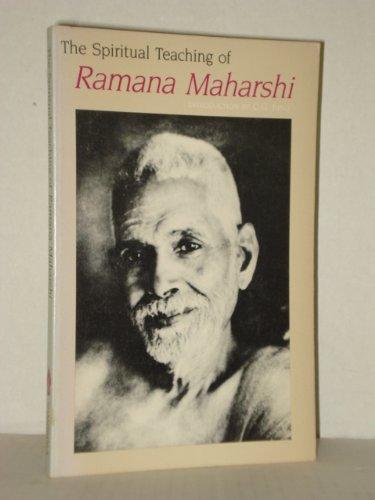 9780394730158: The Spiritual Teachings of Ramana Maharshi