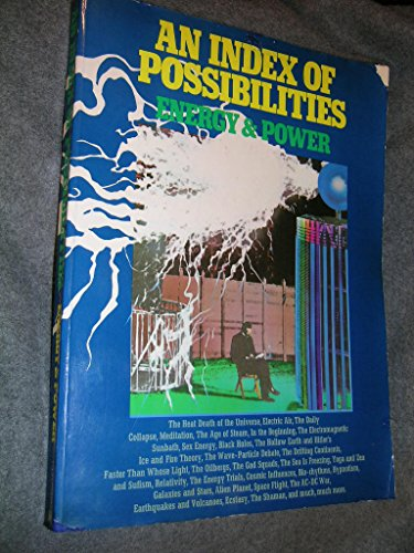 An Index of Possibilities: Energy and Power: Catalogue (Organization);Chesterman, John