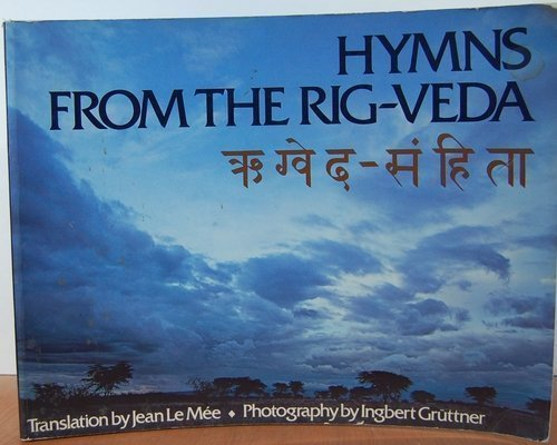 9780394730554: Hymns from the Rig-Veda