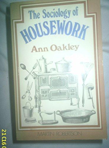 9780394730882: Sociology of Housework
