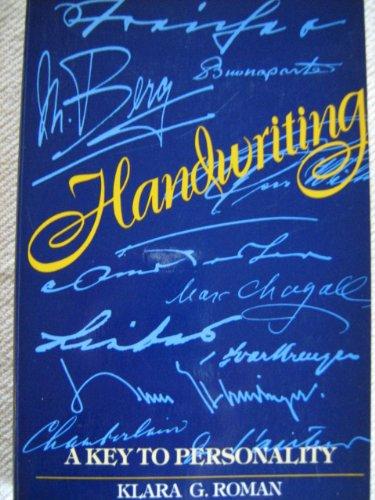 9780394730912: Handwriting