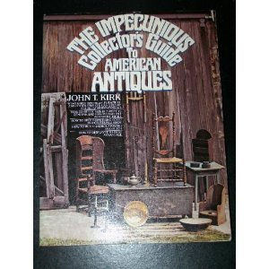 9780394730967: The Impecunious Collector's Guide to American Antiques