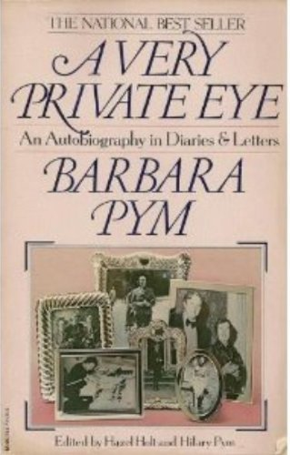 9780394731063: A Very Private Eye: An Autobiography in Diaries and Letters