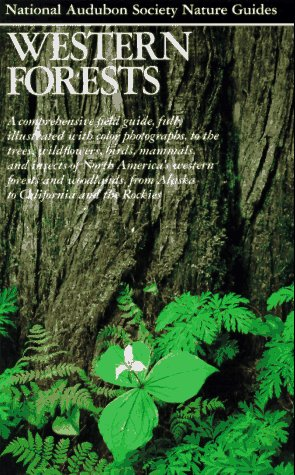 Western Forests (Audubon Society Nature Guides)