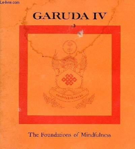 Foundations of Mindfulness: Trungpa, Chogyam