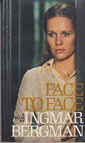 9780394732060: Face to face : a film