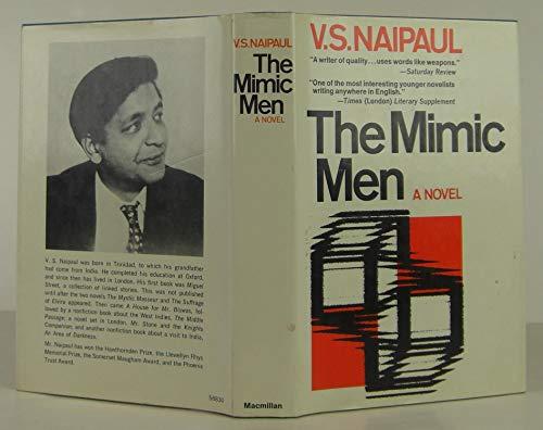 9780394732329: The Mimic Men