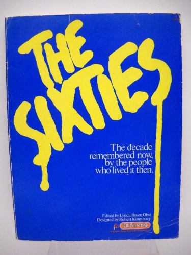 9780394732398: The Sixties