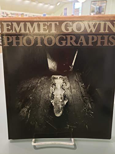 9780394732497: EMMET GOWIN PHOTOGRAPHS