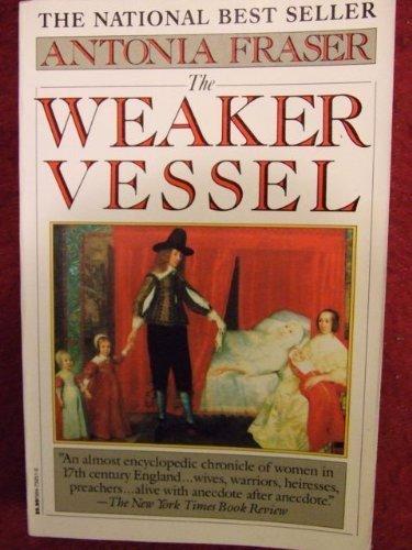 9780394732510: The Weaker Vessel