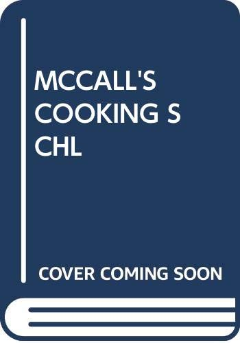 McCall's Cooking School: Mary Eckley; Mary