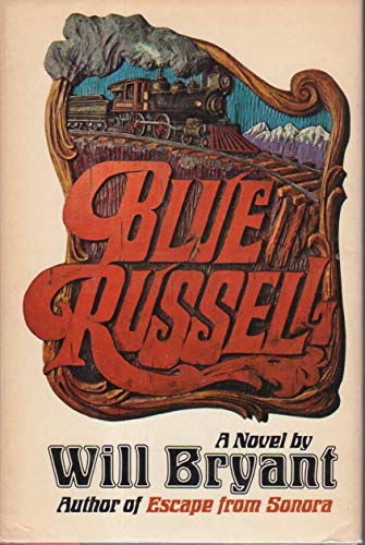 9780394732985: Blue Russell