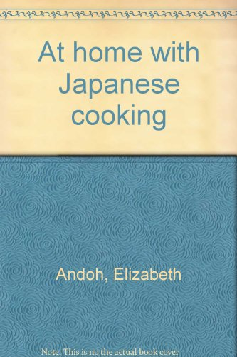 9780394733340: At home with Japanese cooking