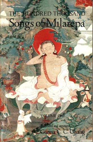 9780394733463: The Hundred Thousand Songs of Milarepa