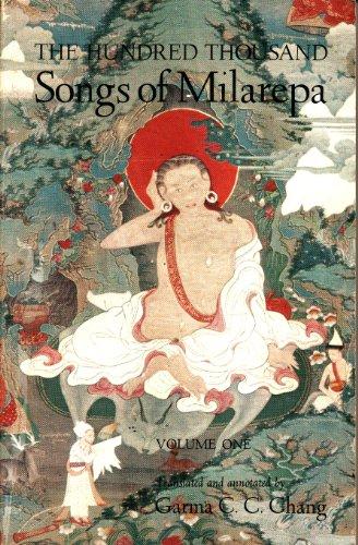 9780394733463: Hundred Thousand Songs of Milarepa