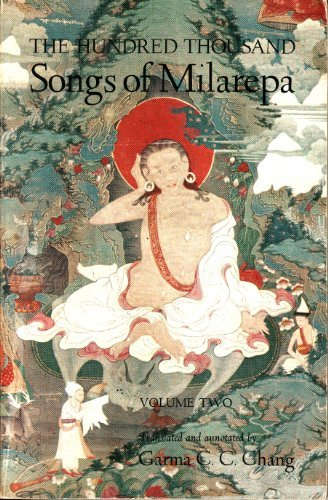 9780394733470: The Hundred Thousand Songs of Milarepa, Vol. 2