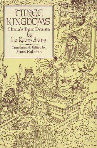 9780394733937: 3 Kingdoms: China's Epic Drama