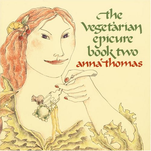 9780394734156: The Vegetarian Epicure, Book 2
