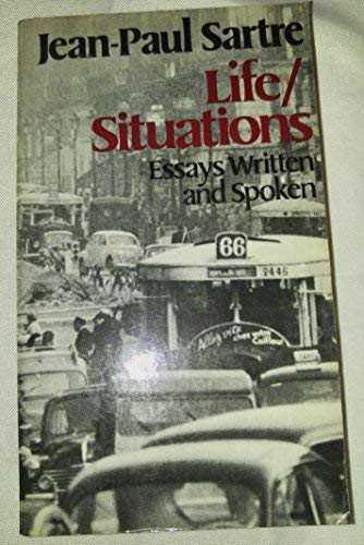 Life/situations: Sartre, Jean-Paul