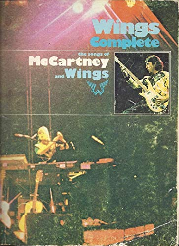 Wings Complete (039473503X) by Paul McCartney
