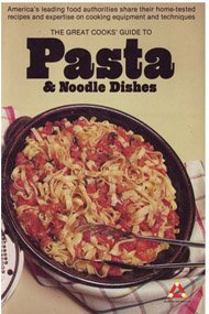 The Great Cooks' Guide to Pasta &: Beard, James