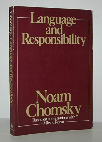 9780394736198: Language and Responsibility: Based on Conversations With Mitson Ronat