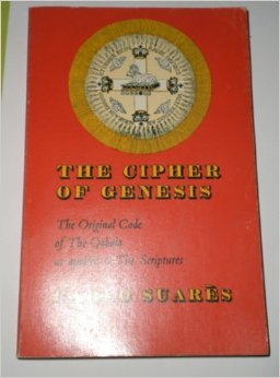 9780394736310: The Cipher of Genesis: The Original Code of the Qabala as Applied to the Scriptures
