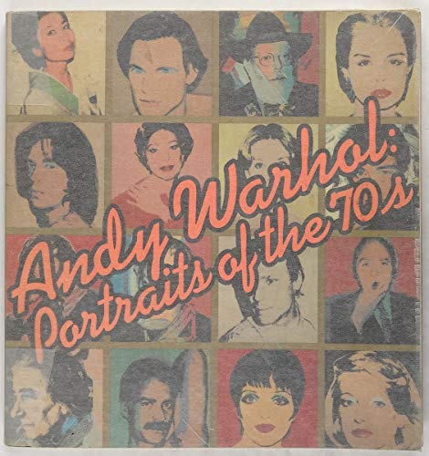 9780394737386: Andy Warhol: Portrait of the 70's