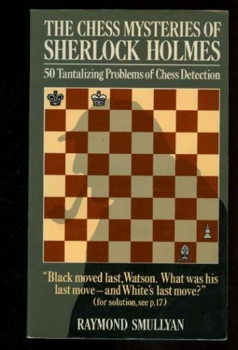 9780394737577: Chess Mysteries of Sherlock Holmes