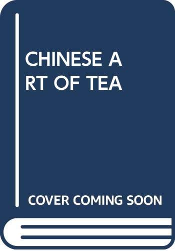 9780394737997: The Chinese Art of Tea