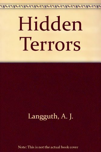 9780394738024: Hidden Terrors: The Truth About U.S. Police Operations in Latin America