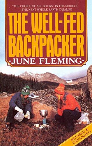 9780394738048: The Well-Fed Backpacker