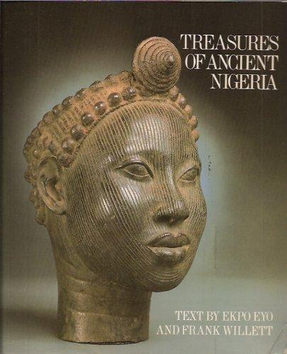 9780394738581: Treasures of Ancient Nigeria