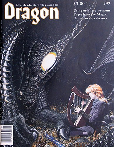 9780394739366: Dragon Magazine, No. 97