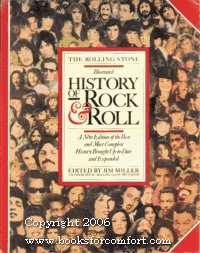 The Rolling Stone Illustrated History of Rock: Miller, Jim