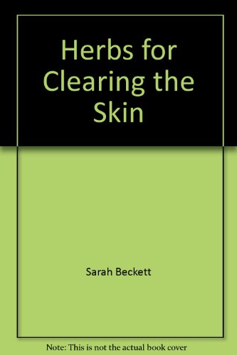 9780394739427: HERBS FOR CLEARNG SKIN (American Medical Association Home Health Library)