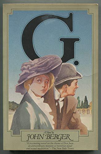 9780394739670: G: A Novel