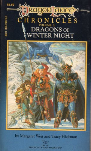9780394739755: Dragons of Winter Night (Dragonlance Chronicles Vol. 2)