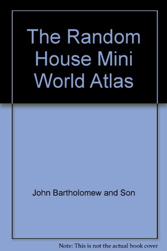 R H Mini World Atlas (9780394740089) by Random House