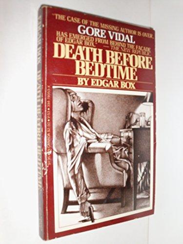 9780394740539: Death Before Bedtime V53