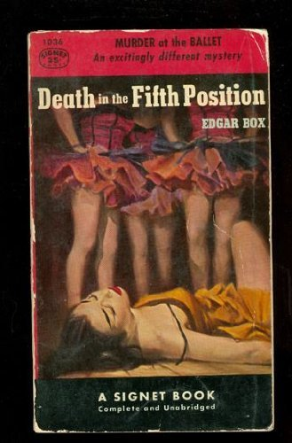 9780394740546: Death in the Fifth Position