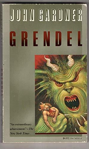 a blurb of grendel a novel by john gardner Grendel, john gardner's complex brainchild best known for his novel grendel, a retelling of the beowulf myth gardner was born in batavia, new york.