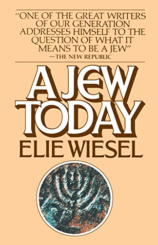 9780394740577: A Jew Today